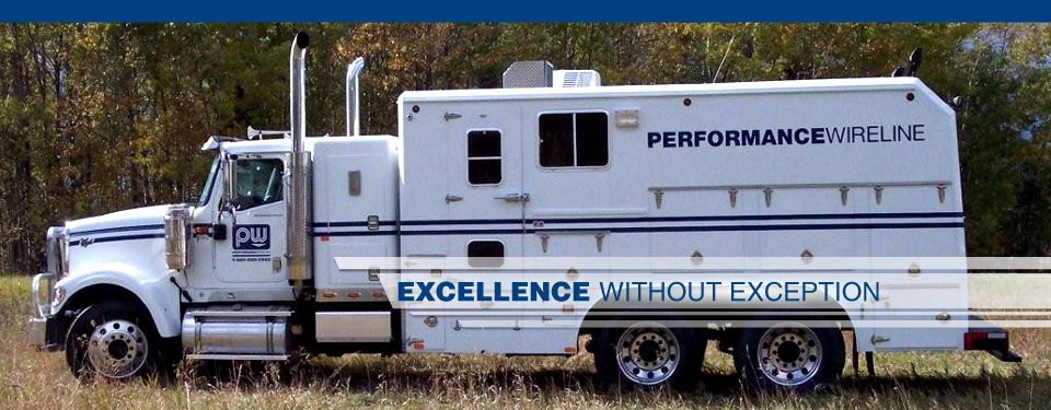 Excellence Without Exception | Performance Wireline Ltd slickline unit